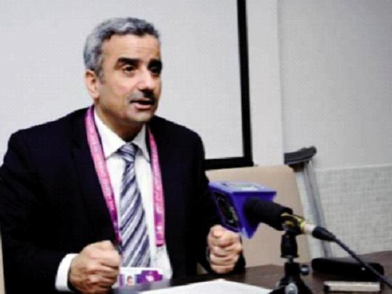M.Tahmi insiste sur le rattrapage du retard accusé par le Centre de regroupement sportif