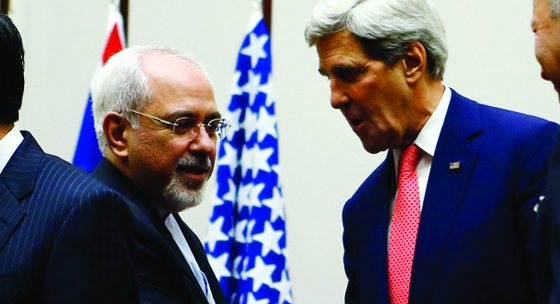 Rencontre Kerry-Zarif le 14 janvier à Genève