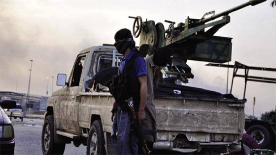 Les Etats-Unis ferment les yeux sur les voies de communications de Daesh