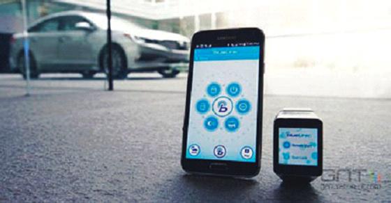 Hyundai : une application smartwatch pour contrôler son véhicule
