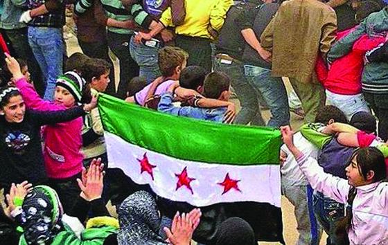 « Une bombe atomique syrienne sur le point d'être livrée »