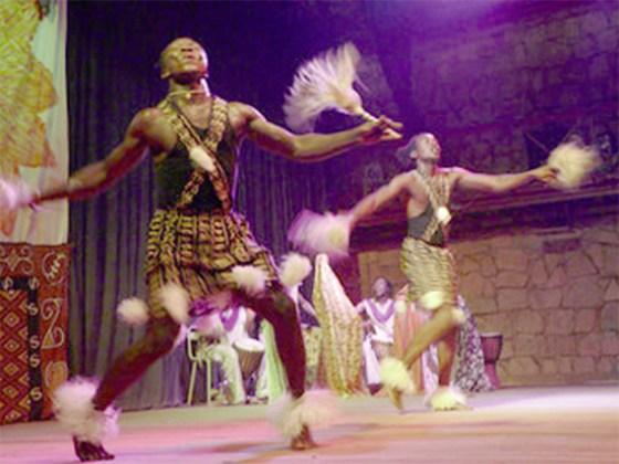 9e Festival arabo-africain de la danse folklorique