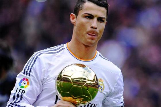 Ballon d'Or 2014 : Et de trois pour Cristiano Ronaldo