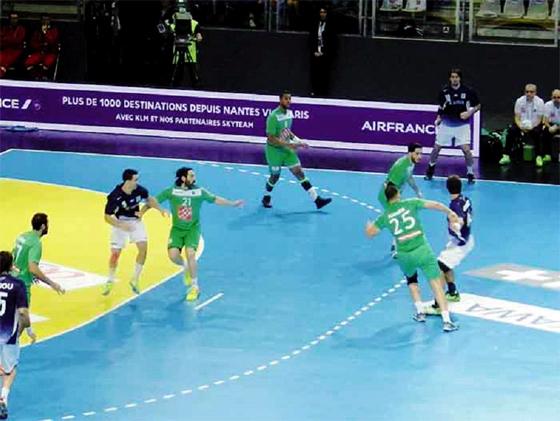 Mondial 2015 D de handball : Les Verts depuis mardi à Doha