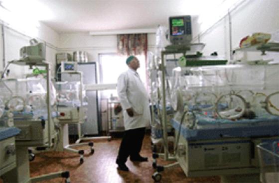"""éouverture de la maternité de Sidi-Mabrouk """"avant fin janvier 2015"""""""