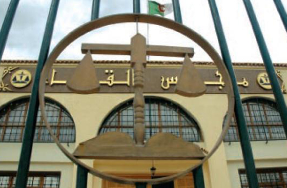 Un ancien d'El Djeich El Hor condamné à 8 ans de prison