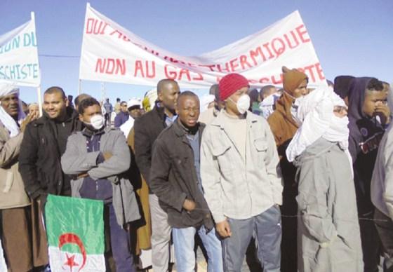 Tensions dans le sud du pays: Le FLN à la rescousse