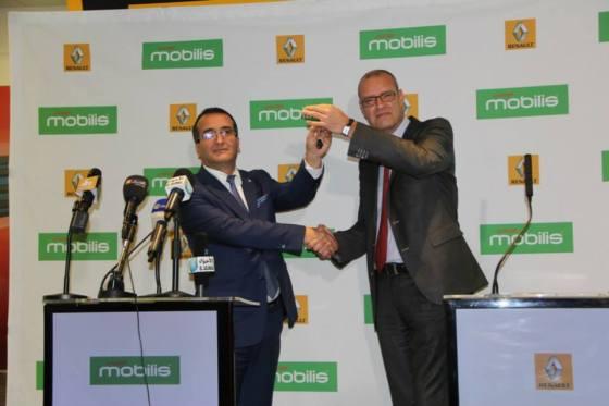 Mobilis première entreprise nationale à acquérir la Symbol algérienne