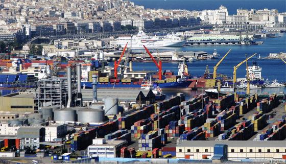 Port d'Alger : Installation de 36 surveillants de port