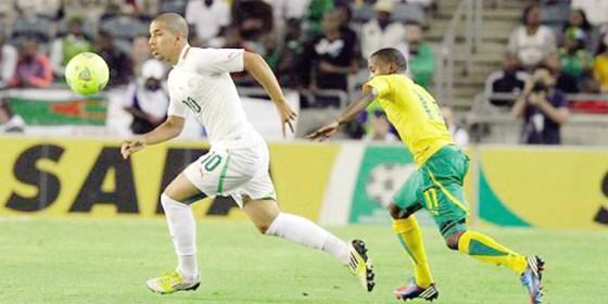Algérie – Afrique du Sud / J-1 :  Les Verts super motivés