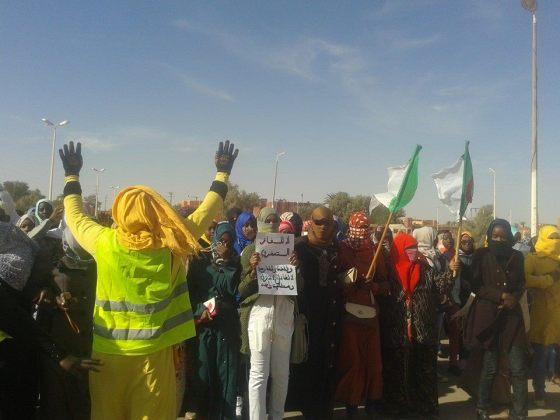 Manifestations contre le gaz de Schiste : La présidence prend le relais