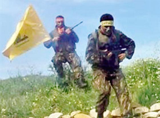 Six combattants du Hezbollah, dont un responsable, tombent en martyrs