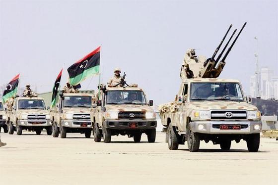 Une lueur d'espoir en Libye avant les négociations d'Alger ?