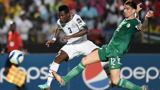 Algérie 0 – Ghana  1 : Les Vert se compliquent la tache