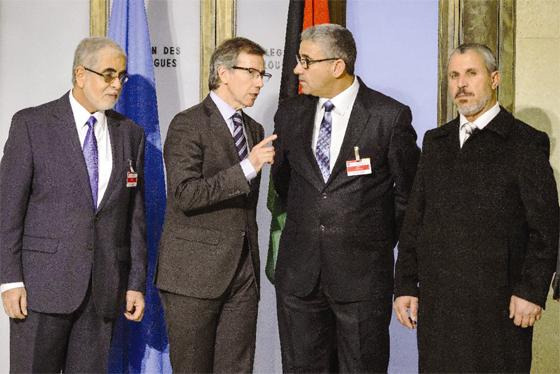 Un début d'éclaircie dans la guerre civile en Libye ?