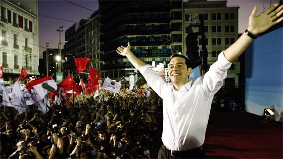 Le patron de Syriza nommé Premier ministre