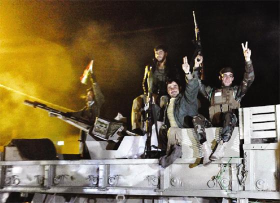 Libération presque totale  de Kobané par les forces kurdes