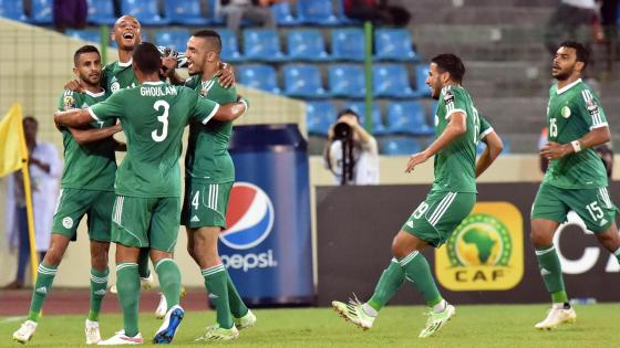 Algerie 2-Sénégal 0: Grandiose qualification