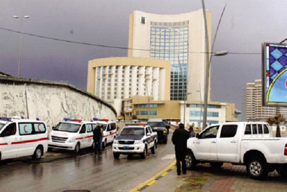 Le Conseil de sécurité de l'Onu condamne la violence en Libye