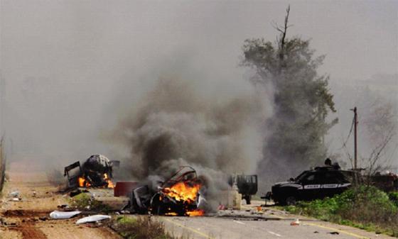 Quinze soldats israéliens tués dans une embuscade