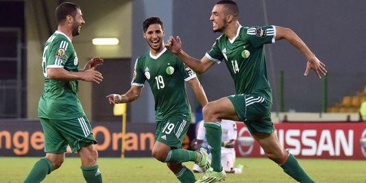 CAN-2015 : l'Algérie meilleure attaque du premier tour