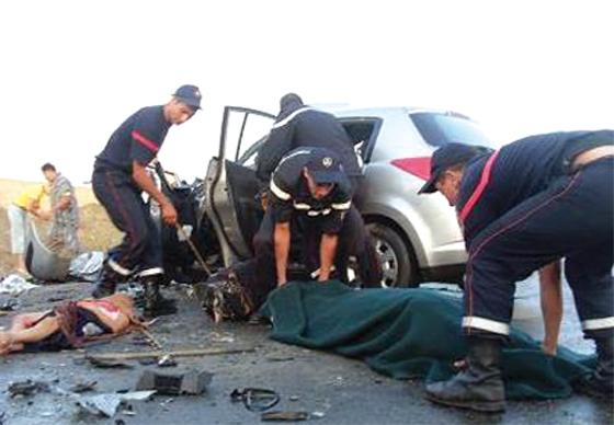 Terrorisme routier : 22 personnes tuées durant le week- end