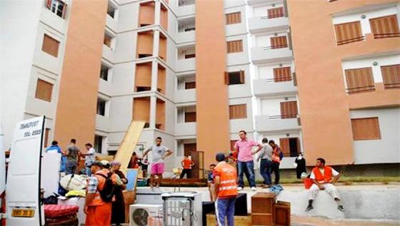 Les opérations bientôt lancées à la cité Ramli