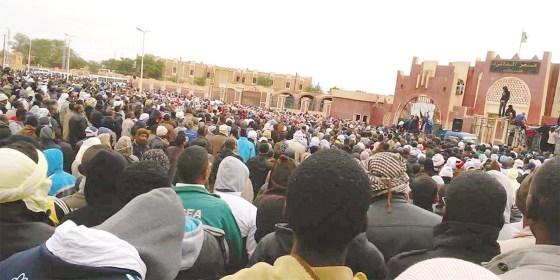 Une délégation d'In Salah bientôt à Alger