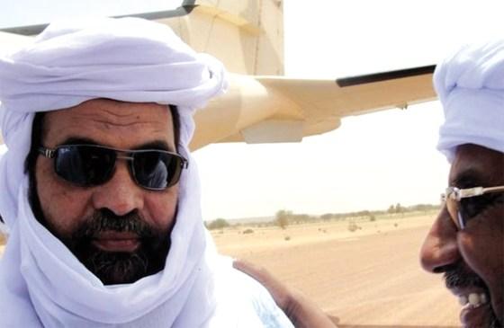 Iyad Ag Ghali l'ex-rebelle touareg s'en prend à l'Algérie