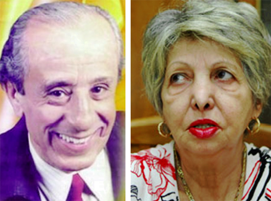 Vibrant hommage  à Rouiched  et Fatiha Berber