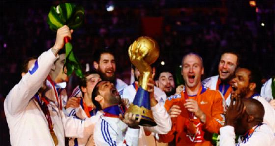 France 25 – Qatar 22 : Les Tricolores au cinquième ciel