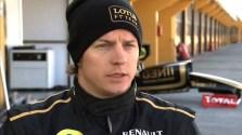 Pour Kim Räikkönen, sa Ferrari finira par être compétitive… en 2015