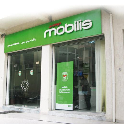 Mobilis renforce son Réseau commercial