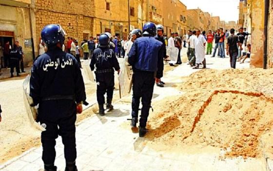Renforcement de la sécurité à Tamanrasset