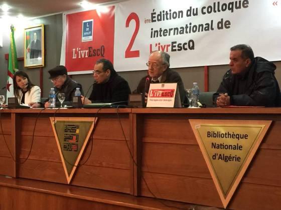 Colloque de l'IvrEsQ: la critique littéraire sous la loupe des critiques