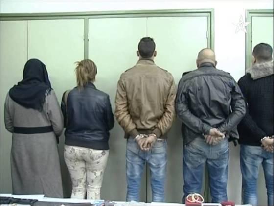 Trois bandes de malfaiteurs arrêtées par la police