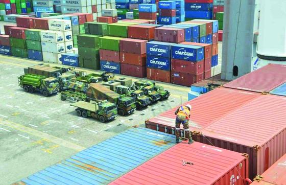 Promotion de 72 gardes-portuaires de sécurité