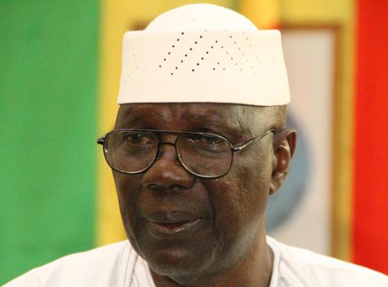 Le Premier ministre malien à Alger depuis mardi