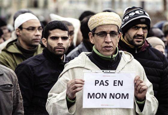 Les musulmans de France privilégient le dialogue