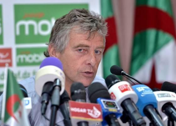 Gourcuff : « L'Algérie doit continuer sur la dynamique du Mondial »
