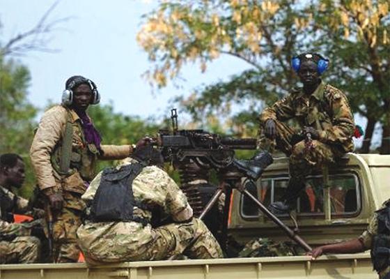 Des soldats de la Minuad auraient violé des femmes au Darfour