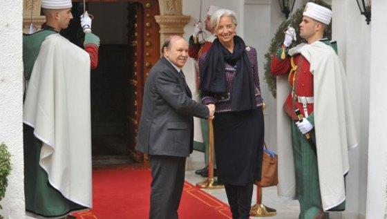 Le problème de l'Algérie n'est pas dans ses vulnérabilités  mais dans le modèle économique »