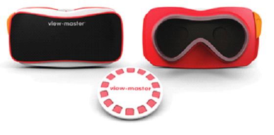 Google transforme l'iconique View-Master en casque de réalité virtuelle