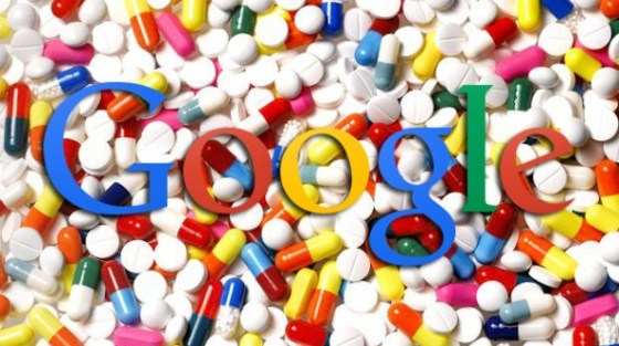 Google : Amendes contre les pharmacies illégales
