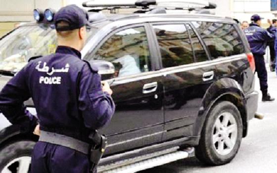 La DGSN a saisi 129 voitures recherchées en 2014