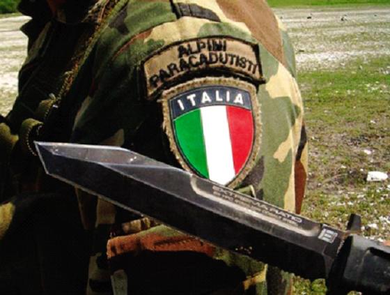 L'Italie pour une intervention militaire