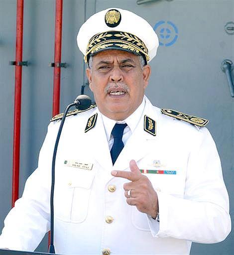 Le commandant des forces navales Malek Necib n'est plus
