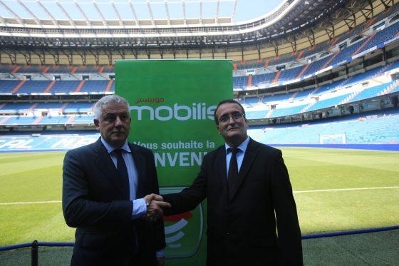 La venue du Real Madrid à Alger ne coutera aucun centime à Mobilis