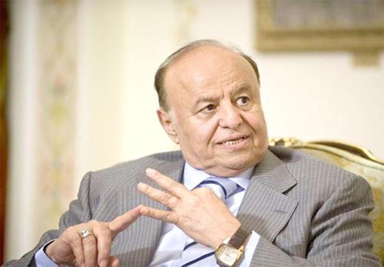 Le président Hadi dénonce un coup d'Etat