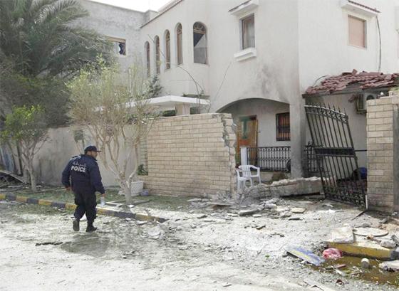 Le groupe terroriste Etat islamique revendique l'opération